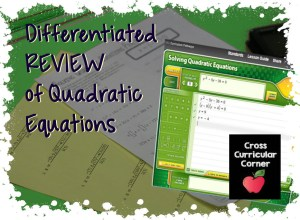 Differentiated quadratic review